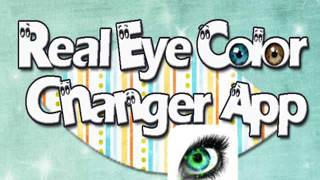 real eye color changer