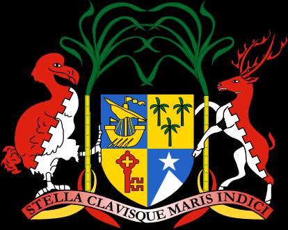 African Island of Mauritius