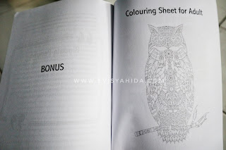 Coloring Sheet for Adults