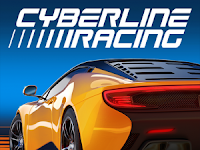 Game OFFLINE - Cyberline Racing MOD Offline for Android Terbaru