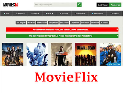 Movieflix Bollywood Movie Download in Hindi- Movieflix.com