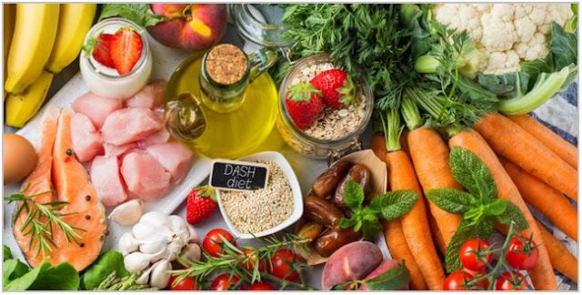Diet DASH, Dietnya Penderita Hipertensi ;Diet sebagai Pencegah Munculnya Serangan Darah Tinggi;