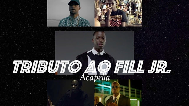 Dream Boyz - Tributo Ao Fill Jr. (Acapella)
