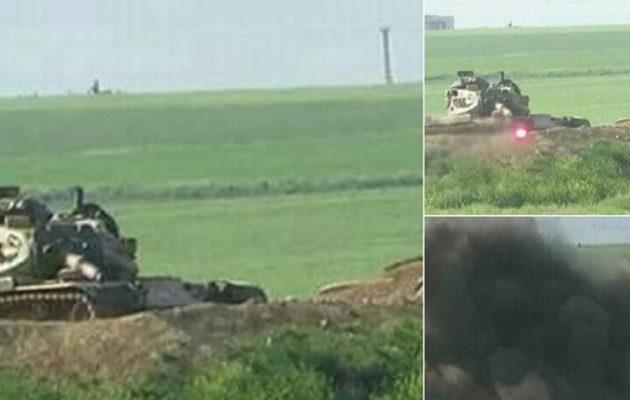 Τρόμος για την Τουρκία: Οι Κούρδοι της Συρίας διαλύουν τον Τουρκικό Στρατό! (ΦΩΤΟ&ΒΙΝΤΕΟ)