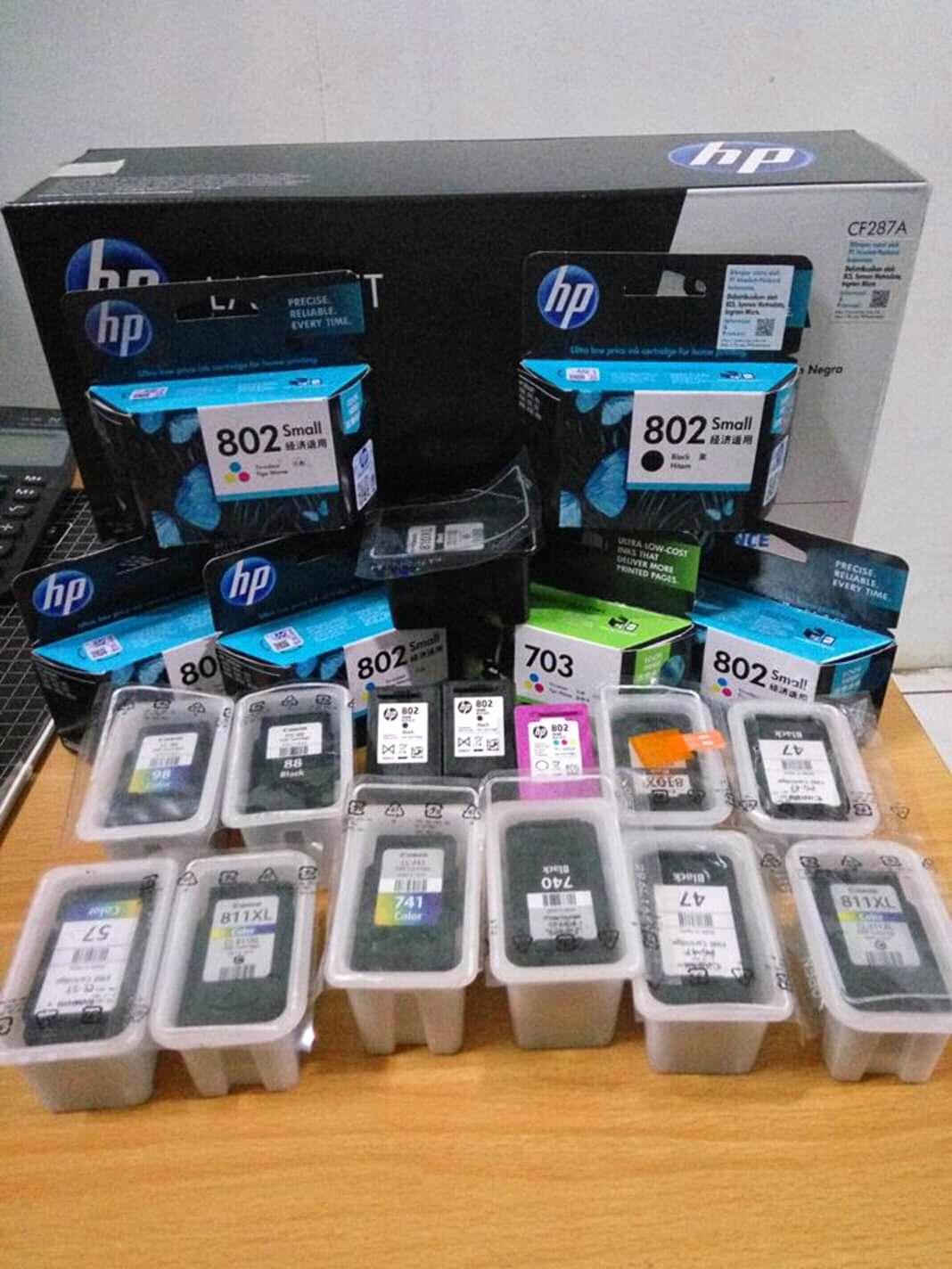 Jual Beli Cartridge Bekas Tangerang Canon Pg 40 Tinta Cl811 Cl 811 Color Printer Ip2770 Ip2772 Mp237 Mp245 Mp258 Mp268 Mp276 Mp287 Mp486 Mp496 Mp497 Mx328