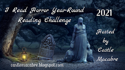I Read Horror Year-Round Reading Challenge