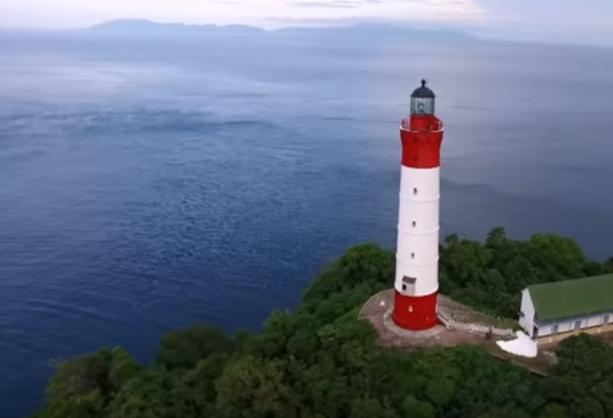 Mercusuar bukti sejarah di Pulau breueh