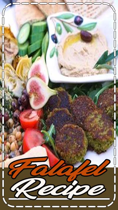 How to make falafel. This homemade falafel recipe is vegan and gluten free. It's a great vegetarian dinner or meal prep idea.