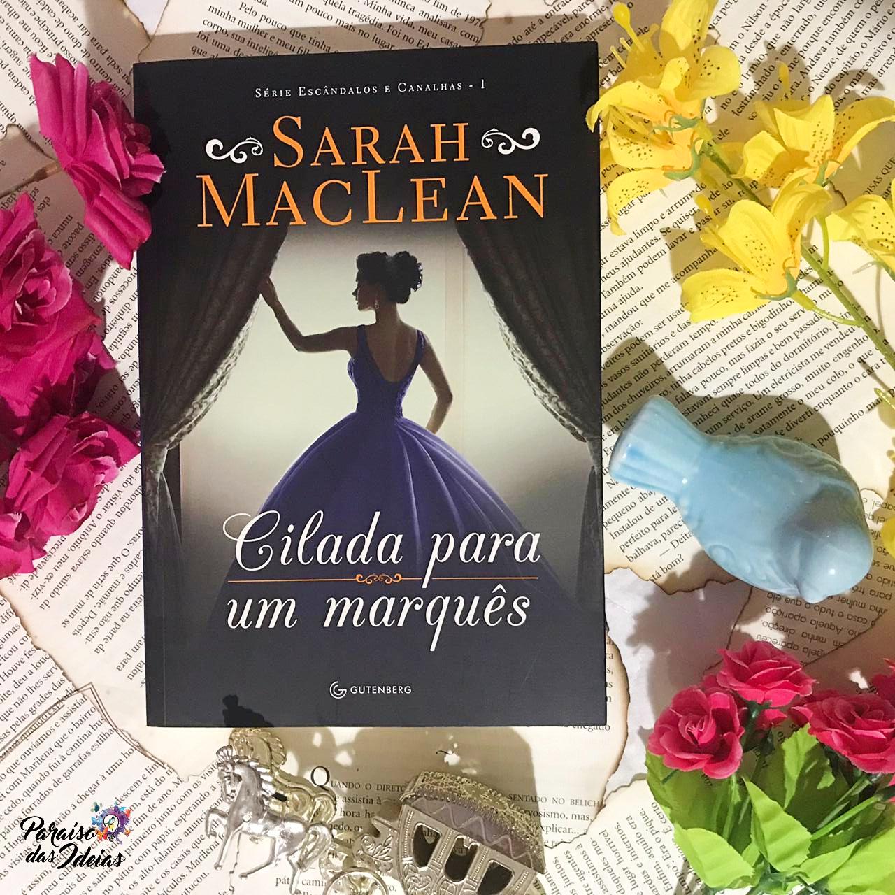 Cilada para um Marquês #01 || Sarah McLean