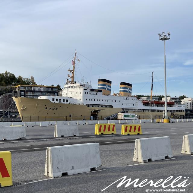 Laivahostel s/s Bore Turku