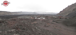 Campos de lava de Vikraborgir en Askja, Islandia