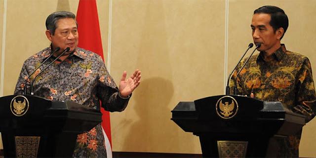 Merespons Kritik, Jokowi Disarankan Tiru Cara SBY Saat Jadi Presiden