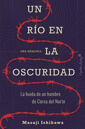Un rio en la oscuridad portada del libro