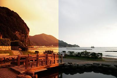 Membuat Efek Sunset Dengan Photoshop