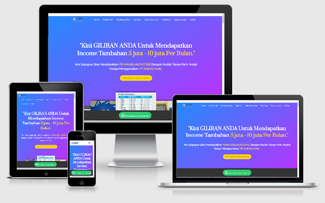 Website 3i-Networks Brunei Darussalam