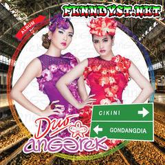Duo Anggrek - Cikini Gondangdia (2015) Album cover