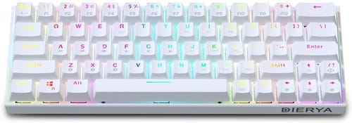 DIERYA DK63-W Wireless Gaming Keyboard