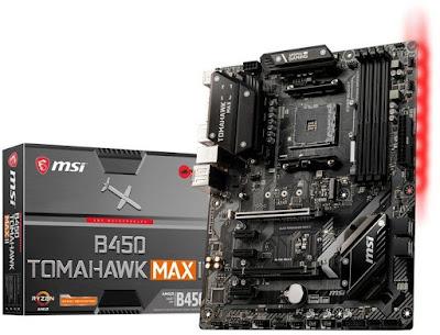 MSI B450 Tomahawk Max II