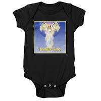 Healthy Baby Angel baby short sleeve creeper