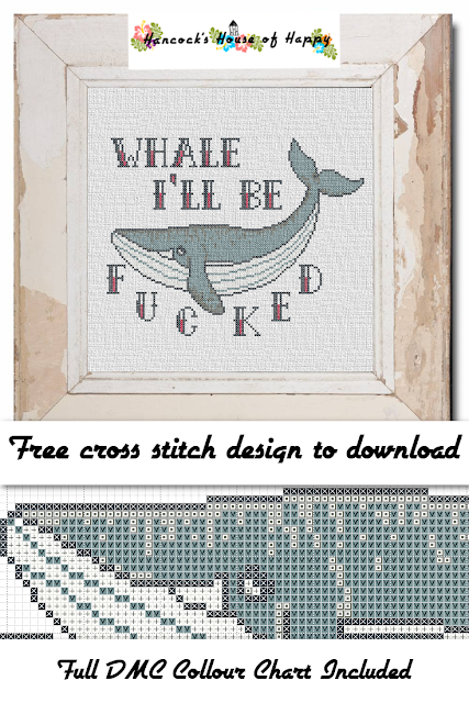 Free whale cross stitch pattern, cute whale cross stitch pattern, free whale cross stitch patterns, snarky cross stitch patterns, free funny whale cross stitch pattern, whale pun cross stitch pattern, free modern cross stitch pattern, happy modern cross stitch pattern, cross stitch funny, subversive cross stitch, cross stitch home, cross stitch design, diy cross stitch, adult cross stitch, cross stitch patterns, cross stitch funny subversive, modern cross stitch, cross stitch art, inappropriate cross stitch, modern cross stitch, cross stitch, free cross stitch, free cross stitch design, free cross stitch designs to download, free cross stitch patterns to download, downloadable free cross stitch patterns, darmowy wzór haftu krzyżykowego, フリークロスステッチパターン, grátis padrão de ponto cruz, gratuito design de ponto de cruz, motif de point de croix gratuit, gratis kruissteek patroon, gratis borduurpatronen kruissteek downloaden, вышивка крестом