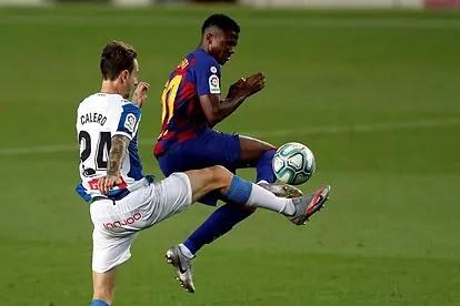 Barcelona squad list Announced against Osasuna: Frenkie de Jong is back