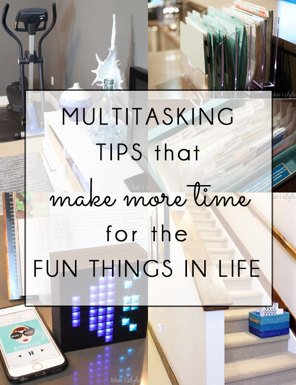 Four tips for multitasking moms