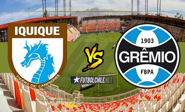 Deportes Iquique vs Grêmio
