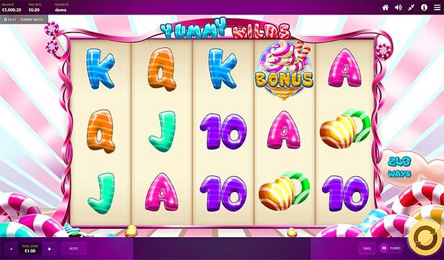 Ulasan Slot Relax Gaming Indonesia - Yummy Wilds Slot Online