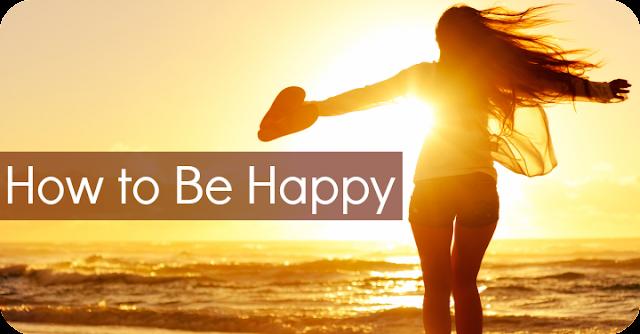 كيف أكون سعيداً ( المفاتيح السبعة لحياة سعيدة )