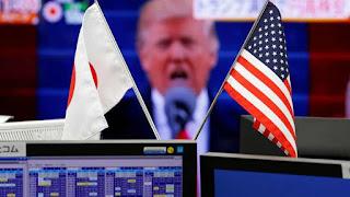 """Efecto Trump: """"El Gobierno y las grandes empresas japonesas tiemblan de terror día y noche"""""""