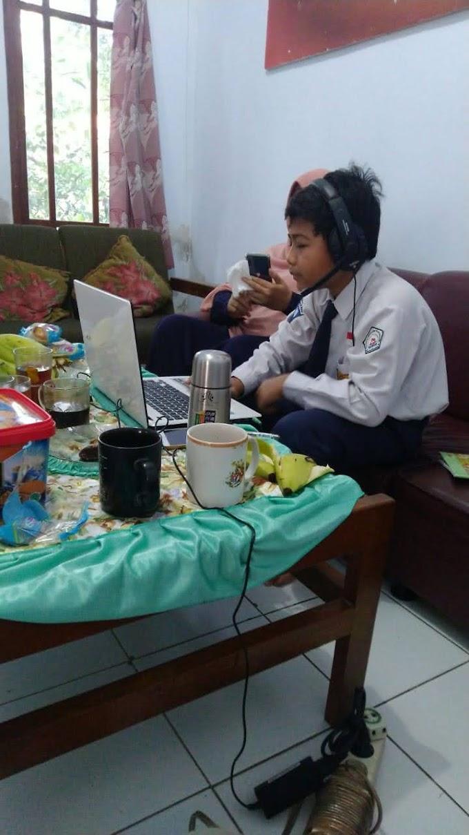 Tips Mendampingi Anak Belajar dari Rumah