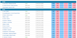 We provide Sports betting api and white label solution for