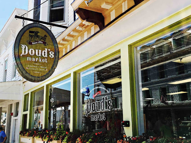 Mackinac Island Doud's Market