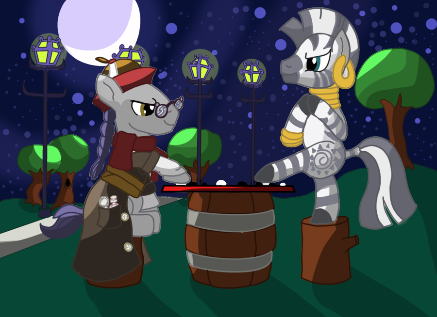 Discord's Domain: PMV: The Campfire Song Song / Trailer Week