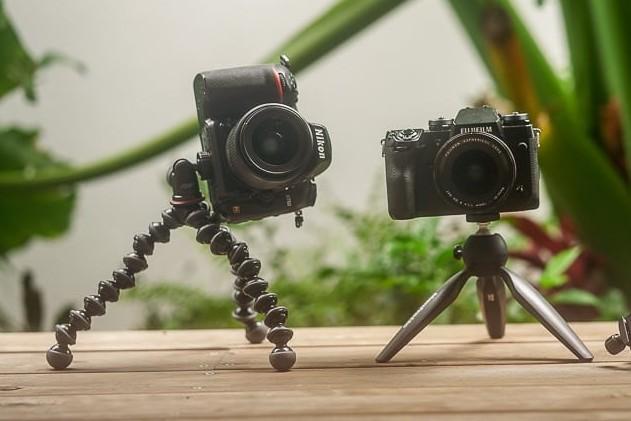 tripod untuk kamera hp
