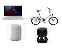 Sblocca il divertimento con TIM Party : vinci gratis cuffie Galaxy Buds Live, Google Nest , bici, e computer