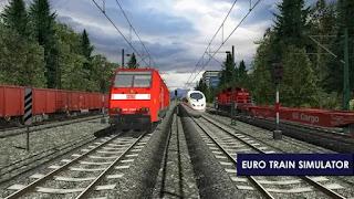 Jogo de simulação de trem para android