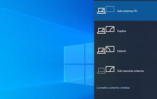 Proietta Windows