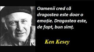 Maxima zilei: 17 septembrie -  Ken Kesey