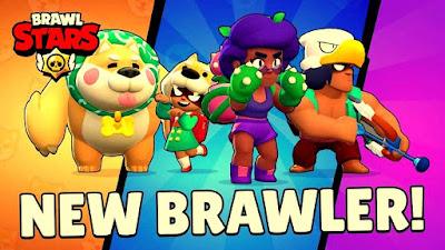 New brawler 'Rosa' coming in April Brawl Stars update?
