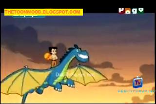 Chhota Bheem And Sky Dragon (2016) Full Movie In Hindi [HD] [Pogo Tv Dubbed]