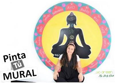 Pintar un mural decorativo de Buda en tu casa