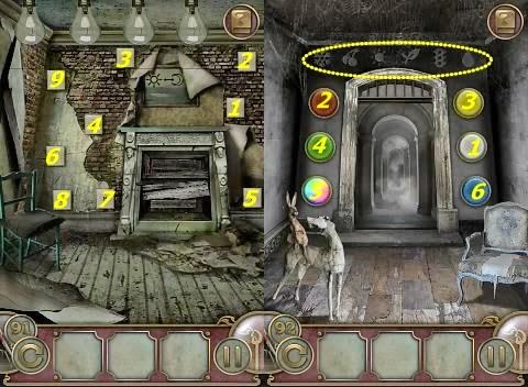 Escape the Mansion Level 91 92 93 94 95 Walkthrough