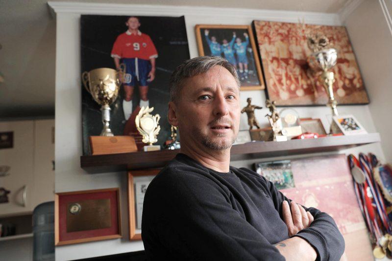 Franz Otto Arancibia repasa su historia tras el retiro