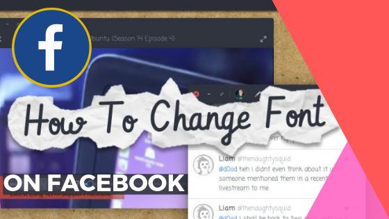 Font Changer Facebook