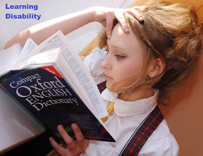 Learning Disability- Meaning,Definition, Types and Examples