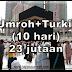 Paket Umroh Plus Turki 10 Hari - 23 jutaan