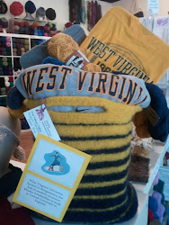 WVU Bag at yarnability