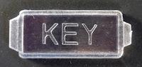Skull Key Piece