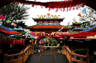 Kampung Cina Kota Wisata Cibubur